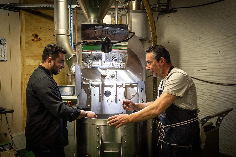 machine à café thé accessoire café torréfacteur Bayonne Pays basque cafés ximun