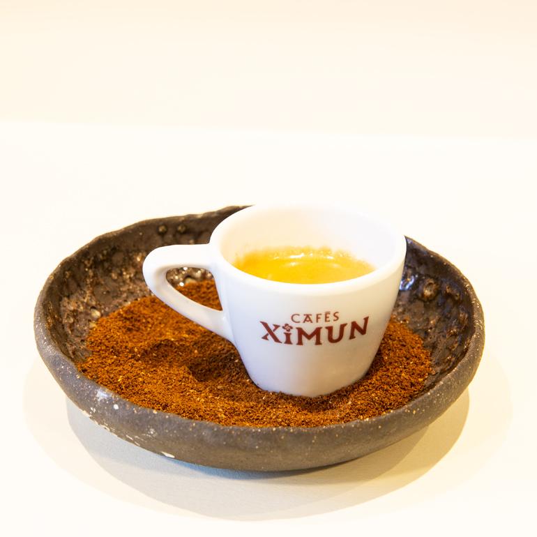 Tasses logo Cafés Ximun