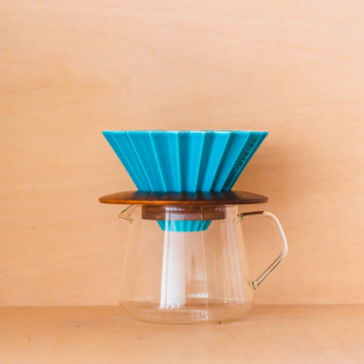 Support bois pour Origami Dripper S